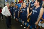 President Piñera inaugurates new sports center in Panguipulli